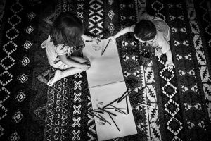 Dessiner : un retour vers l'enfance