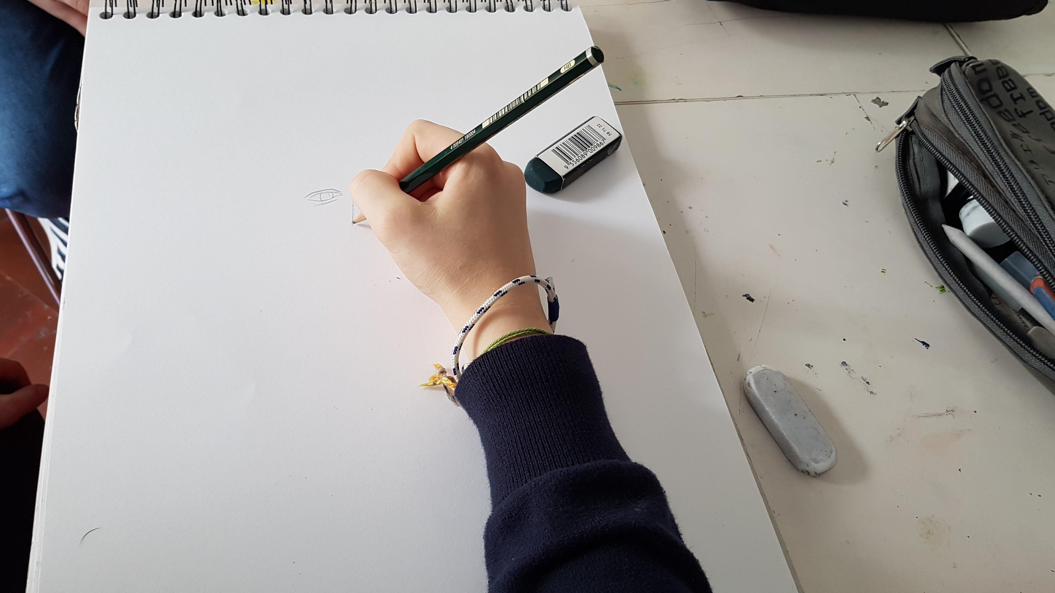 Comment apprendre à dessiner à la maison. - Voir et dessiner