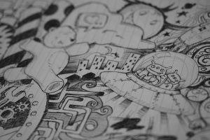 3 bonnes raisons de dessiner au quotidien