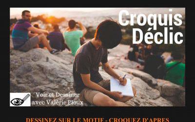 Stage de dessin à Marseille