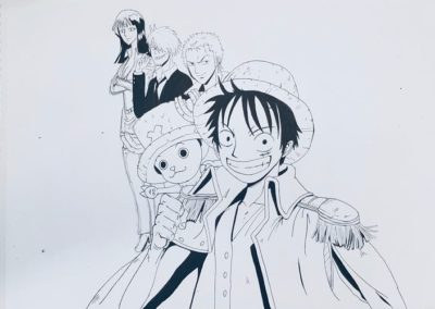 cours dessin manga
