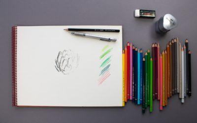 Apprendre à dessiner : c'est le bon moment !