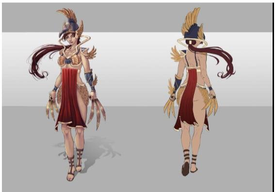 Stage de dessin : entre dessin BD manga et concept art